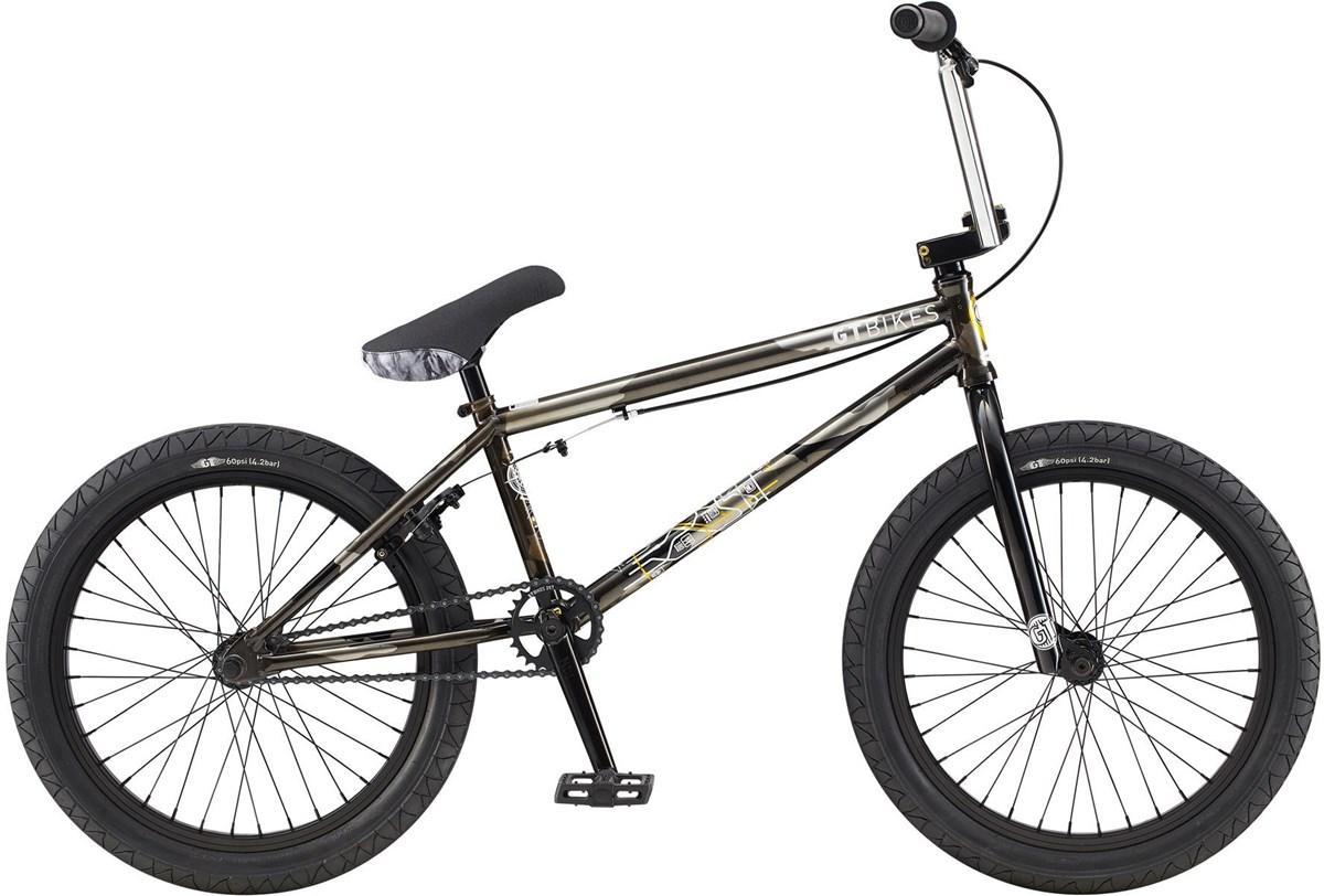 GT Kachinsky Team Comp 20w 2020 - BMX Bike | BMX-cykler
