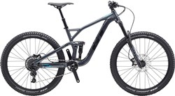 "GT Force Comp 27.5"" Mountain Bike 2020 - Enduro Full Suspension MTB"