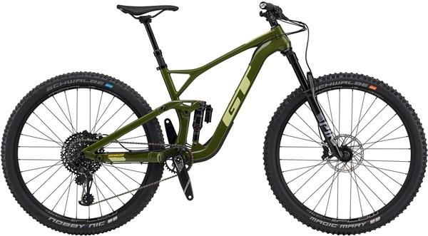 "GT Sensor Carbon Expert 29"" Mountain Bike 2020 - Trail Full Suspension MTB"