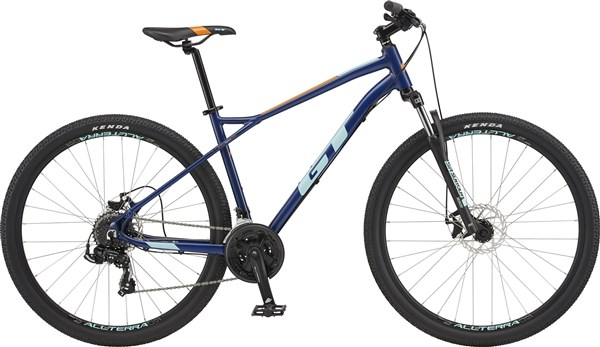 "GT Aggressor Sport 29"" Mountain Bike 2020 - Hardtail MTB"