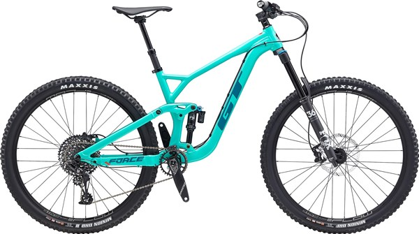 "GT Force Expert 29"" Mountain Bike 2020 - Enduro Full Suspension MTB"