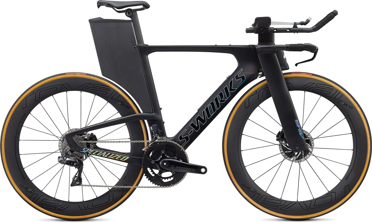 Specialized S-Works Shiv Disc 2020 - Triathlon Bike | Tri og enkeltstart