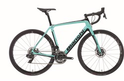 Bianchi Infinito Red eTap Disc 2020 - Road Bike