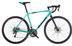 Product image for Bianchi Via Nirone 7 Allroad GRX 400 2020 - Road Bike