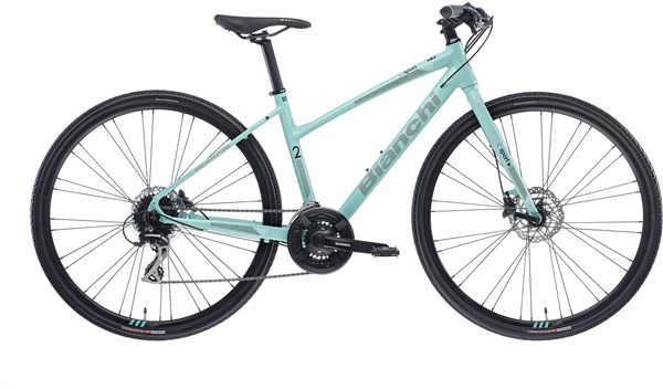 Bianchi C-Sport Womens 2020 - Hybrid Sports Bike