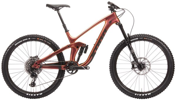 "Kona Process 153 CR/DL 27.5"" Mountain Bike 2020 - Enduro Full Suspension MTB"