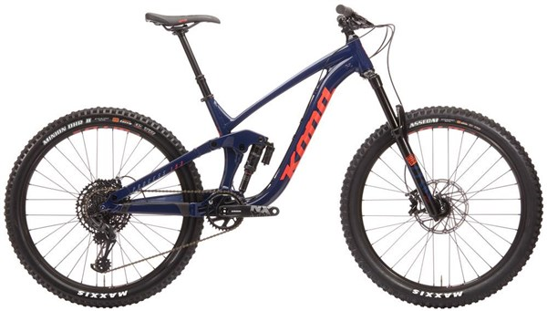 "Kona Process 153 DL 27.5"" Mountain Bike 2020 - Enduro Full Suspension MTB"