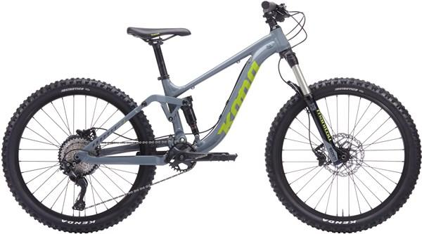 Kona Process 24w 2020 - Junior Full Suspension Bike