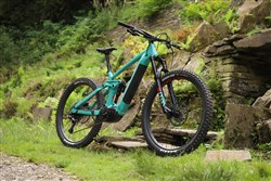 "Kona Remote 160 27.5"" 2020 - Electric Mountain Bike"