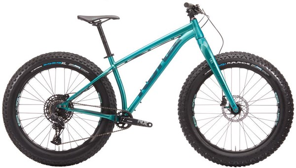 "Kona Woo 26"" Mountain Bike 2020 - Fat Bike"