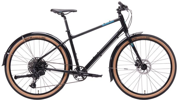 Kona Dew Deluxe 2020 - Hybrid Sports Bike