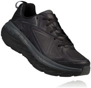 Hoka Bondi Leather Running Shoes