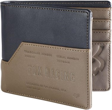 Fox Clothing The Corner Wallet