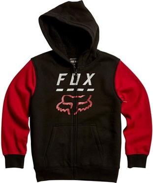 Fox Clothing Youth Highway Sherpa Zip Fleece Hoodie