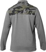 Fox Clothing Heathen Zip Fleece Hoodie