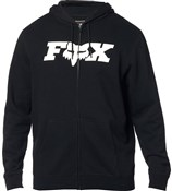 Fox Clothing Legacy F-Head-X Zip Fleece Hoodie
