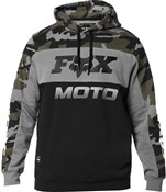 Product image for Fox Clothing Charger Camo Pullover Fleece Hoodie