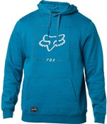 Fox Clothing Chapped Pullover Fleece Hoodie