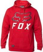 Fox Clothing Heritage Forger Pullover Fleece Hoodie