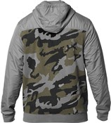 Fox Clothing Pivot Zip Fleece Hoodie