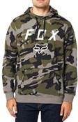 Fox Clothing Legacy Moth Camo Pullover Fleece Hoodie