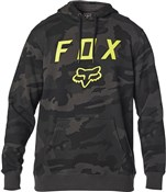 Fox Clothing Legacy Moth Camo Pullover Fleece Hoodie