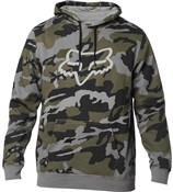 Product image for Fox Clothing Legacy Foxhead Camo Pullover Fleece Hoodie