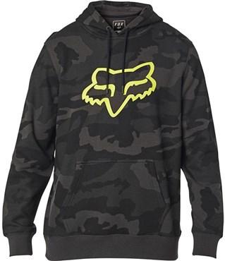 Fox Clothing Legacy Foxhead Camo Pullover Fleece Hoodie