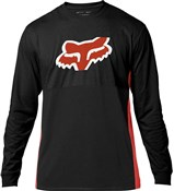 Product image for Fox Clothing Blazed Long Sleeve Knit Jersey