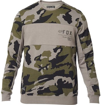 Fox Clothing Non Stop Crew Fleece