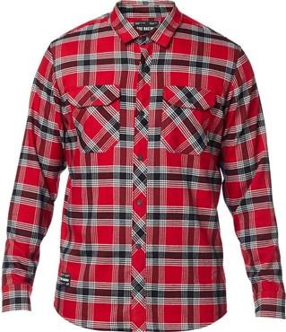 Fox Clothing Fusion Tech Flannel Shirt | Jerseys