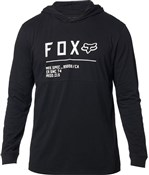 Product image for Fox Clothing Non Stop Hooded Long Sleeve Knit Jersey