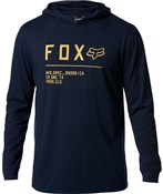 Fox Clothing Non Stop Hooded Long Sleeve Knit Jersey