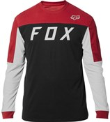 Product image for Fox Clothing Grizzled Long Sleeve Airline Knit Jersey