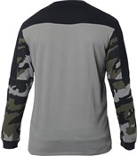 Fox Clothing Grizzled Long Sleeve Airline Knit Jersey