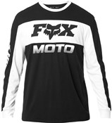 Product image for Fox Clothing Charger Airline Knit Long Sleeve Jersey