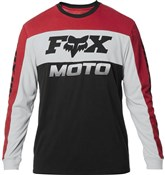 Fox Clothing Charger Airline Knit Long Sleeve Jersey