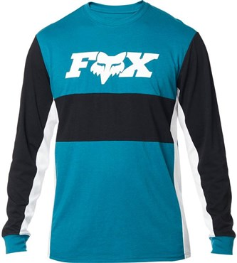 Fox Clothing Trak Knit Long Sleeve Jersey