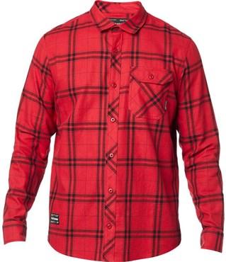 Fox Clothing Voyd 2.0 Flannel Shirt