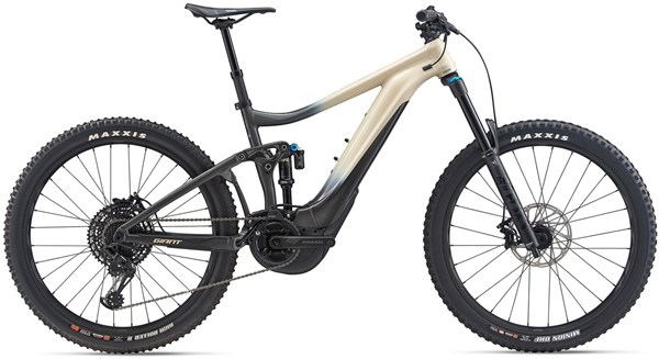 "Giant Reign E+ 2 Pro 27.5"" 2020 - Electric Mountain Bike"