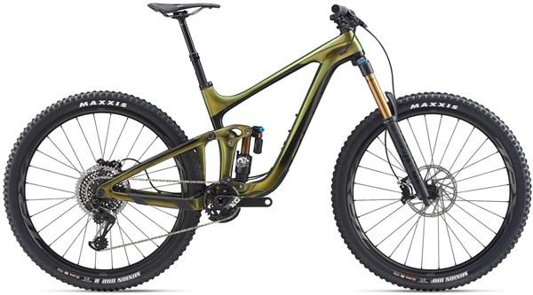 """Giant Reign Advanced Pro 0 29"""" Mountain Bike 2020 - Enduro Full Suspension MTB"""