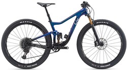 "Liv Pique Advanced Pro 0 29"" Womens Mountain Bike 2020 - XC Full Suspension MTB"