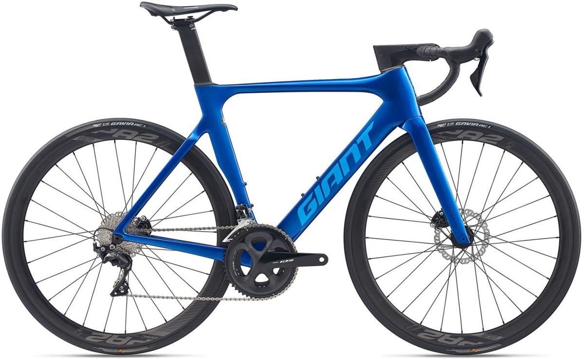 Giant Propel Advanced 2 Disc 2020 - Road Bike | Racercykler