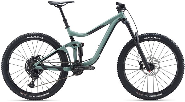 "Giant Reign 2 27.5"" Mountain Bike 2020 - Enduro Full Suspension MTB"