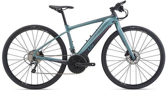 Liv Thrive E+ 2 Pro Womens 2020 - Electric Hybrid Bike | City-cykler