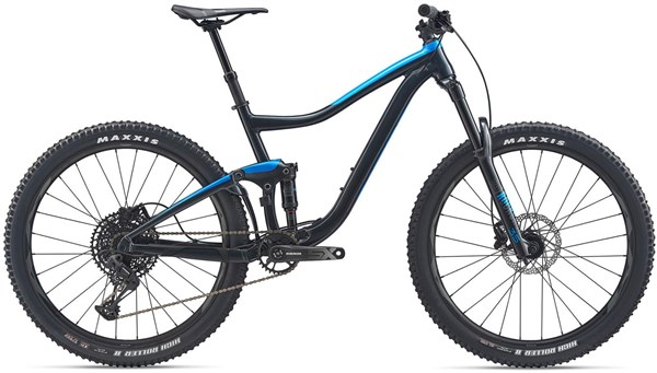 "Giant Trance 3 27.5"" Mountain Bike 2020 - Trail Full Suspension MTB"