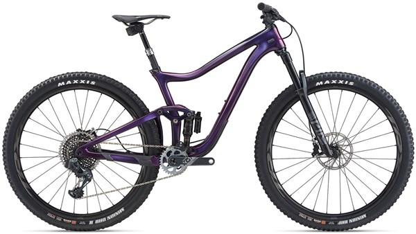 "Giant Trance Advanced Pro 0 29"" Mountain Bike 2020 - Trail Full Suspension MTB"