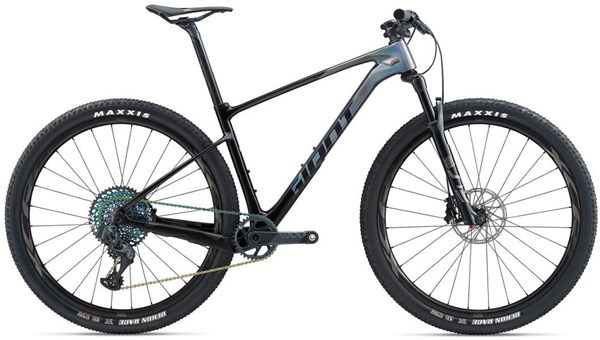"Giant XTC Advanced SL 0 29"" Mountain Bike 2020 - Hardtail MTB"