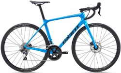 Giant TCR Advanced 1 Disc 2020 - Road Bike