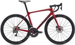 Giant TCR Advanced Pro 1 Disc 2020 - Road Bike